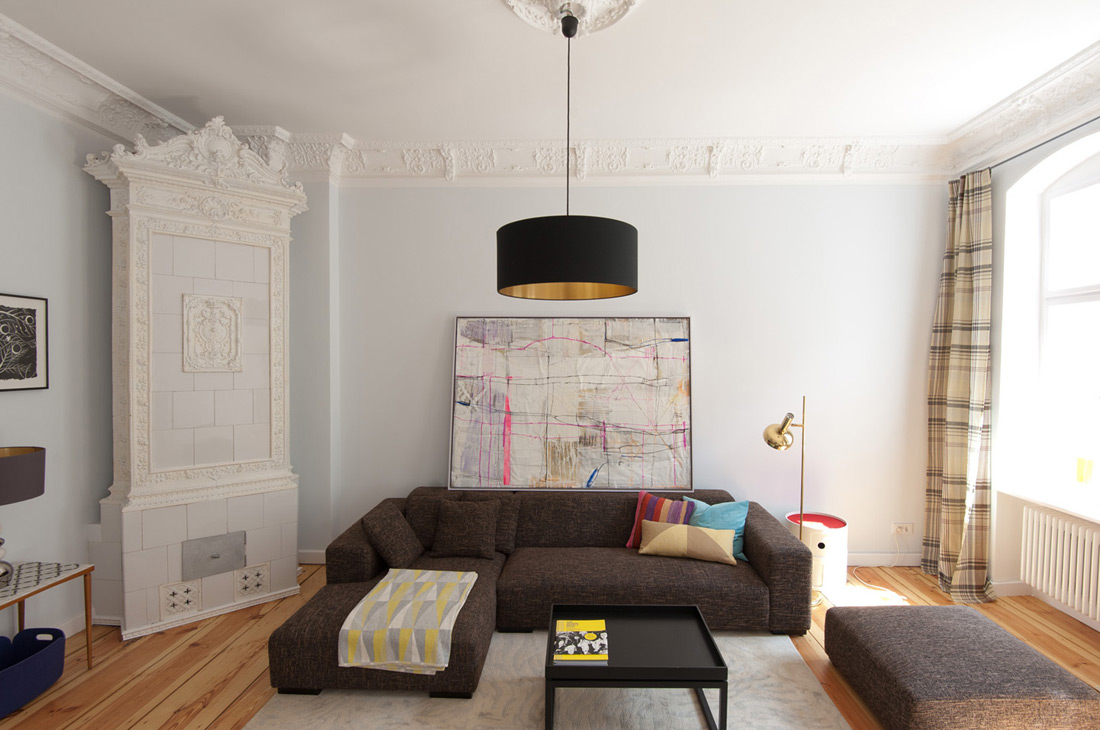 anita eyrich umbau einer altbauwohnung berlin. Black Bedroom Furniture Sets. Home Design Ideas